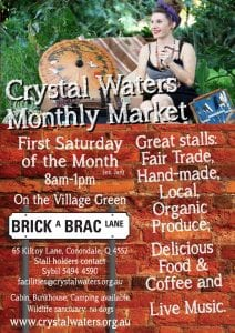Crystal_Waters_village_markets