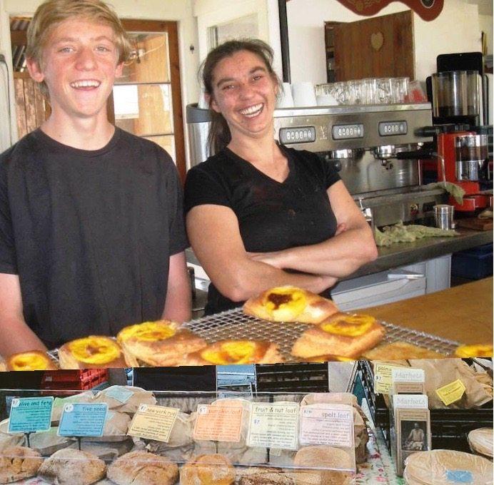 Les Bakery John & Josie