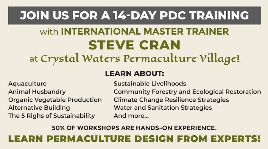 Australian Permaculture Courses